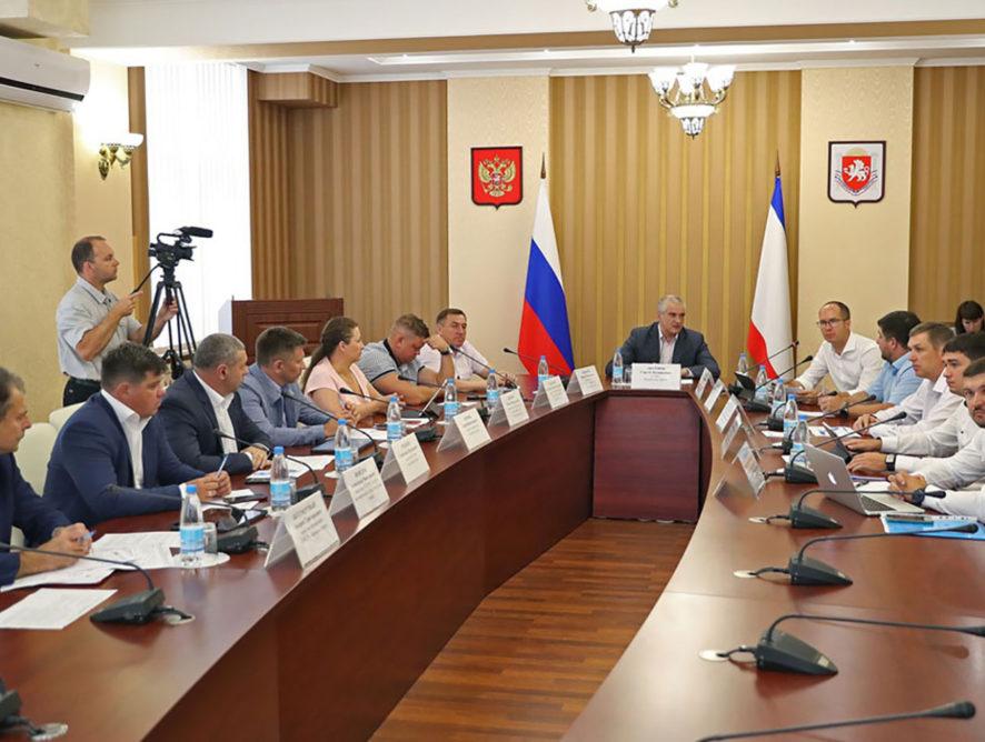 При развитии транспортной системы Крыма учтут опыт Белгородской области