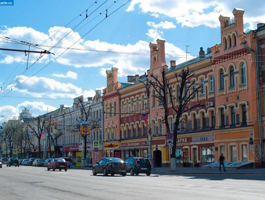 Мэрия Воронежа нашла архбюро для проекта обновления проспекта Революции