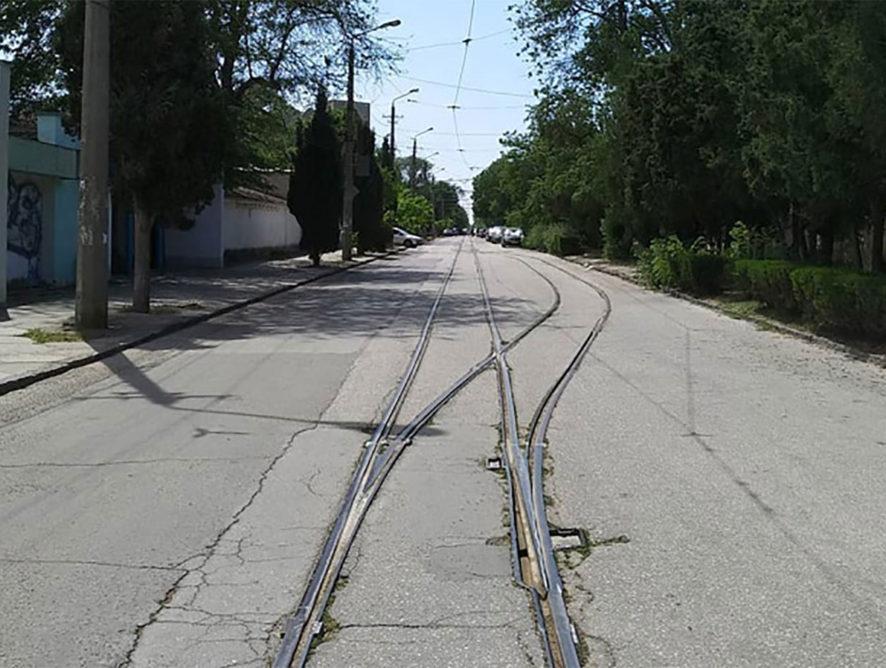 Выходные без сохранения пассажиров закончены для трамваев Евпатории и троллейбусов Воронежа