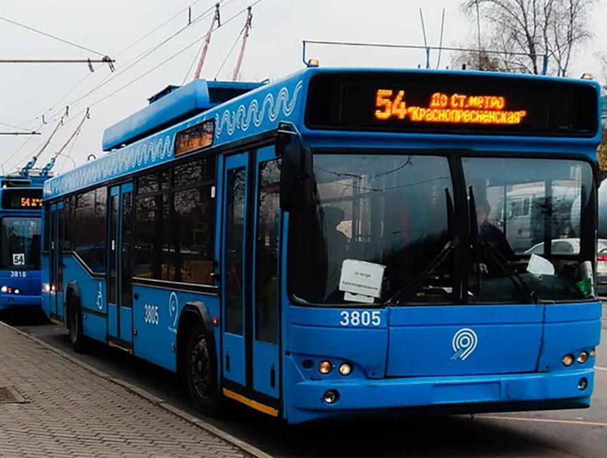 Из Твери – в Новосибирск, из Москвы – в Ижевск. Отставные» троллейбусы переезжают на новую работу