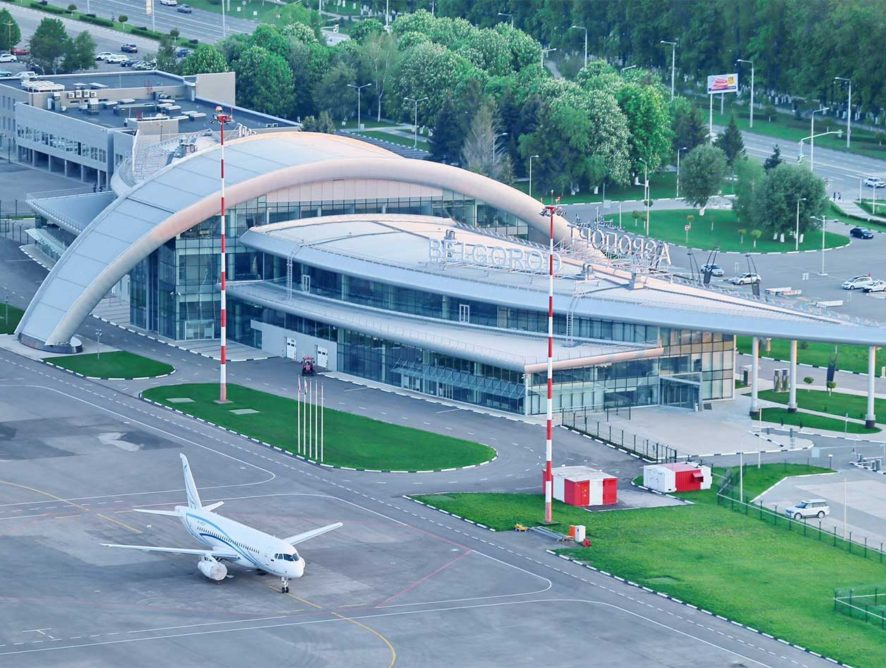 «Новапорт» купил у «Агро-Белогорья» международный аэропорт Белгорода