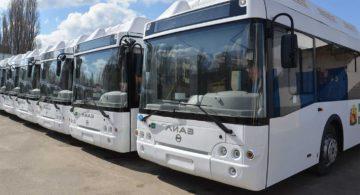 Лизинг 62 автобусов обойдется мэрии Воронежа всего в полмиллиарда