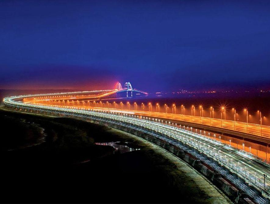 Что происходит с освещением автотрасс в России