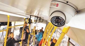 В Воронеже АТП-1 за год полностью обновит видеонаблюдение в автобусах