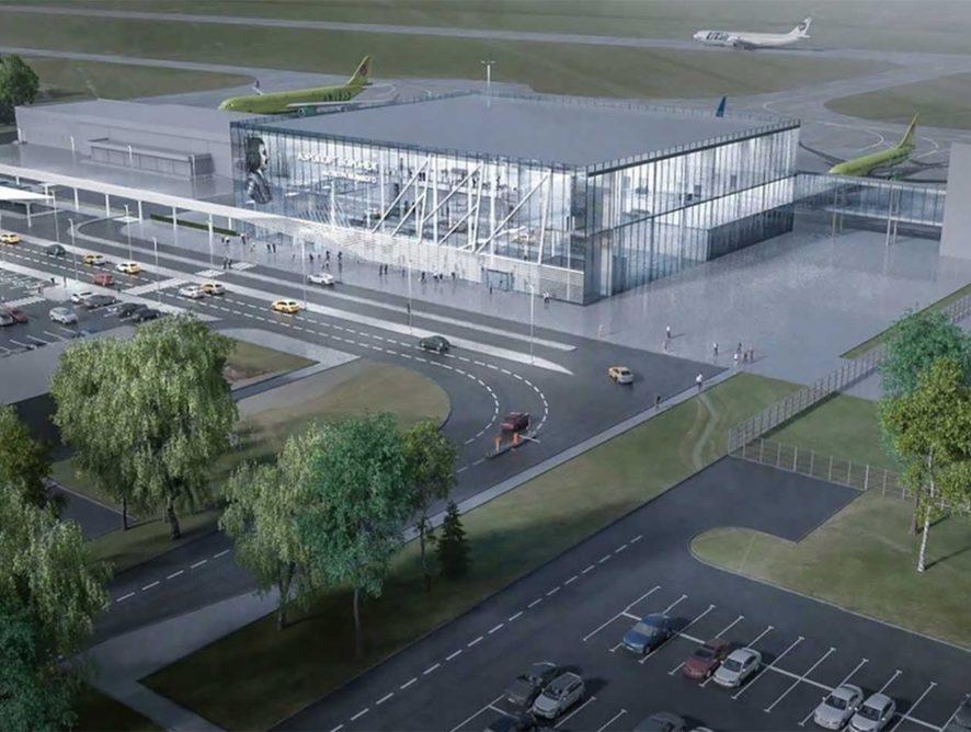 Перестройку воронежского аэропорта планируют начать летом 2021 года