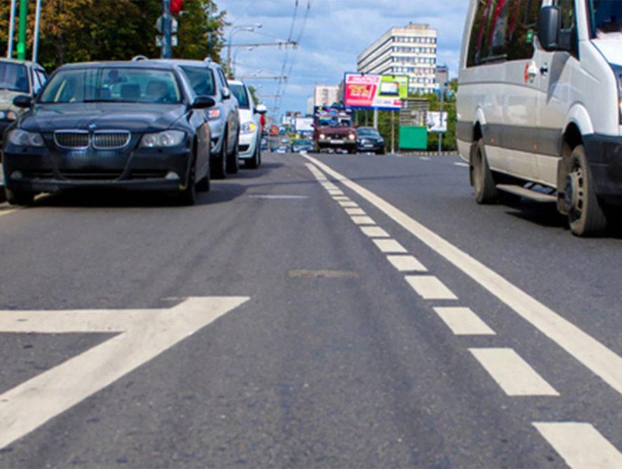Новая разметка в Воронеже – проекты придумали трусы