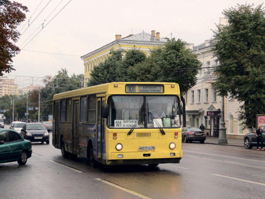 Проблемы муниципальных перевозок